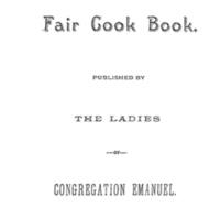 The Fair Cook Book
