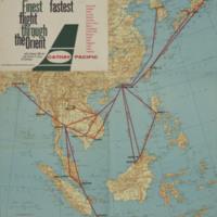 Finest, Fastest Flight Through the Orient