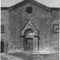 MONTEPULCIANO. CHIESA DI. S. MARIA. 1394