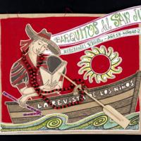 Barquitos del San Juan : la revista de los niños (Little boats of San Juan: children's magazine);  front cover