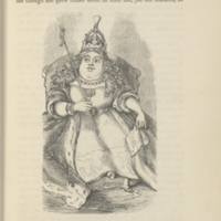 """Here behold the monarch sit,"" p. 6"