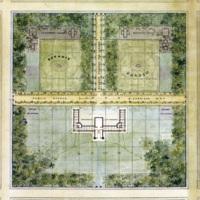 The University of Michigan, Ann Arbor, campus plan.