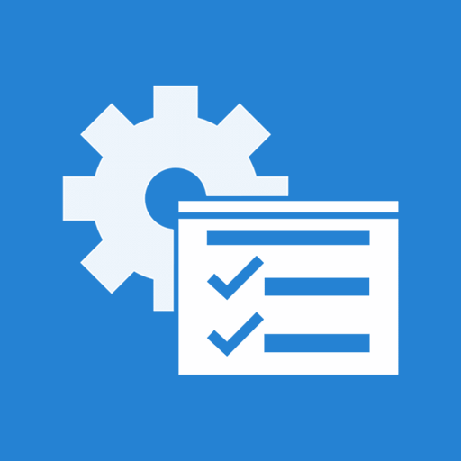 Windows administrative tools icon