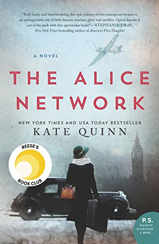 Cover of The Alice Network by Kate Quinn