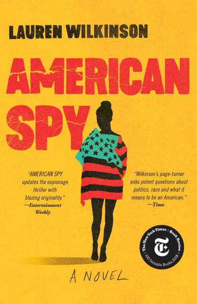 Cover of American Spy by Lauren Wilkinson