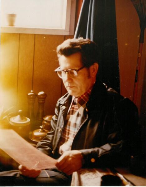 Photograph of Federico Arcos