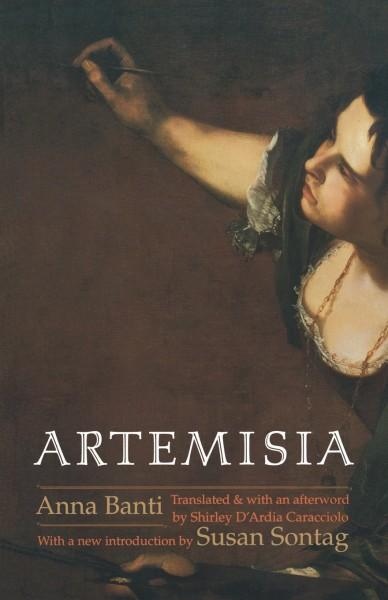 Cover of Artemisia by Anna Banti