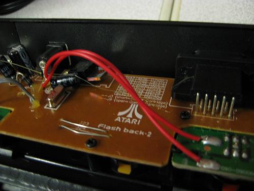 Atari inside