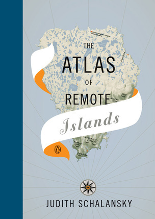 cover of The Atlas of Remote Islands