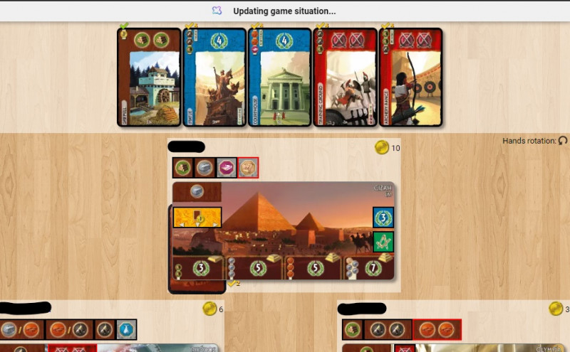 7 WOnders interface