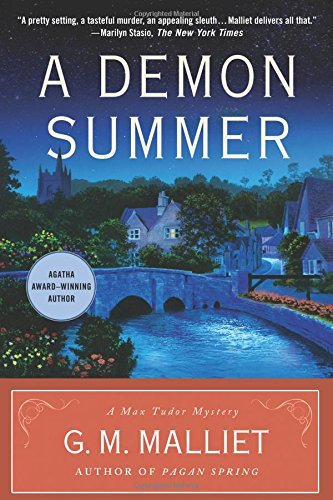 Cover of A Demon Summer by G.M. Malliet