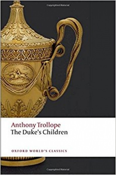 Cover of The Duke's Children by Anthony Trollope