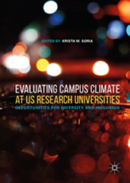 Evaluating Campus Climate at US Research Universities Cover