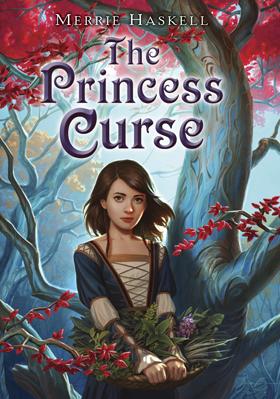 Book cover: The Princess Curse