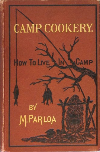 [Cover] Camp Cookery