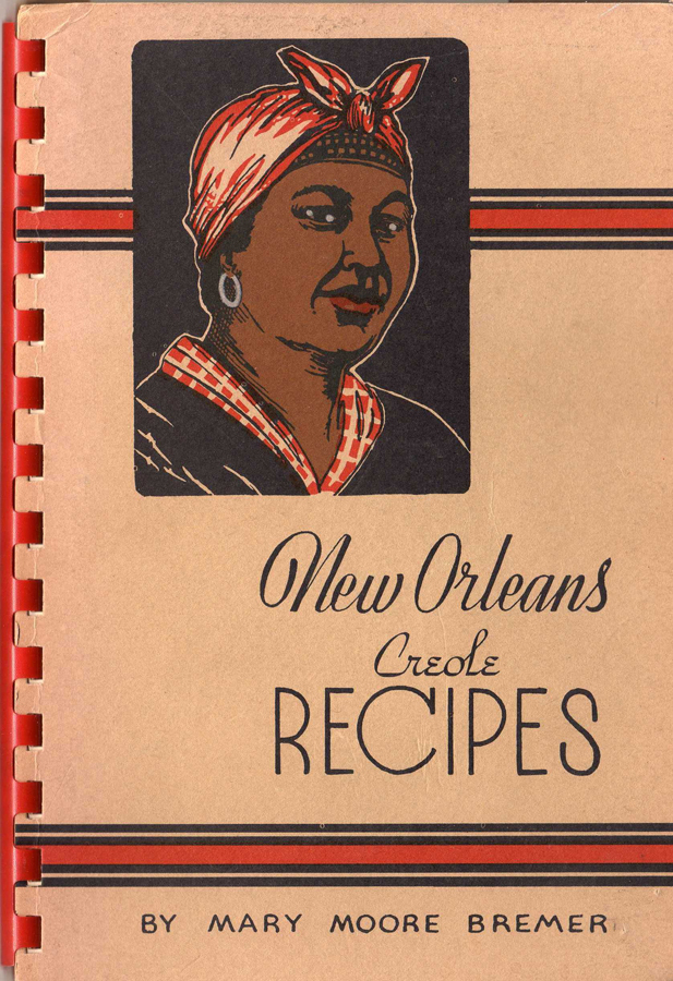 Book cover with a red and black illustration of an African-American woman wearing a head scarf