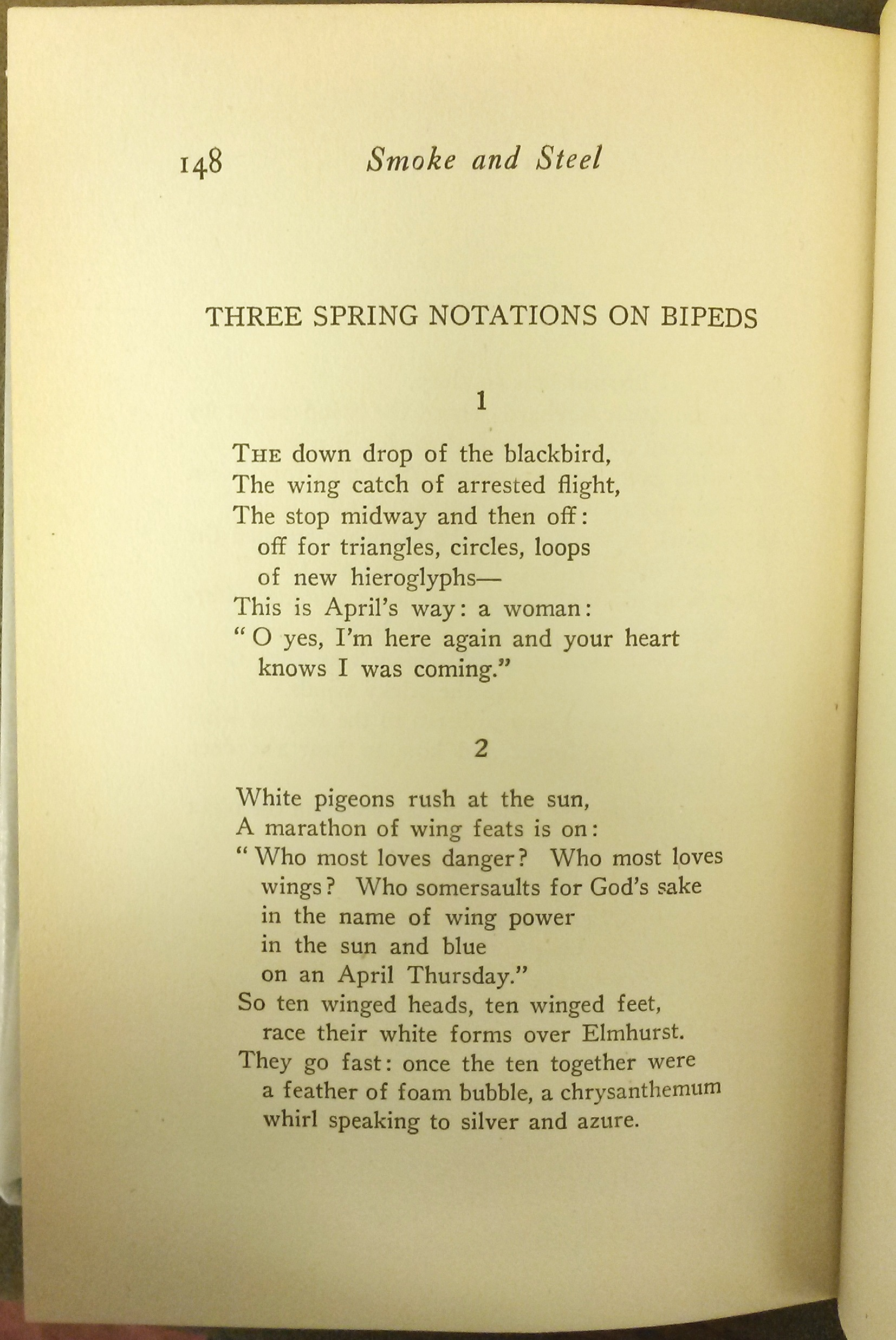 "Text of ""Three Notations on Bipeds"""
