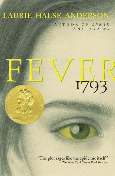 Cover of Fever 1793 by Laurie Halse Anderson