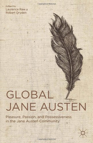 Cover of Global Jane Austen
