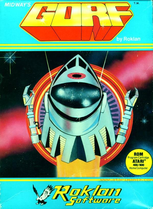 Gorf game manual