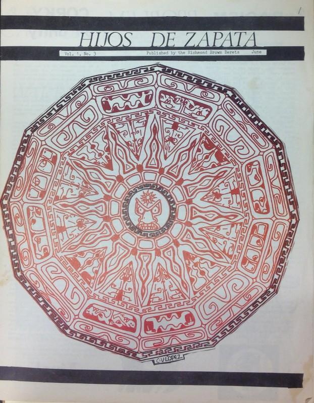 Cover image from Hijos De Zapata publication