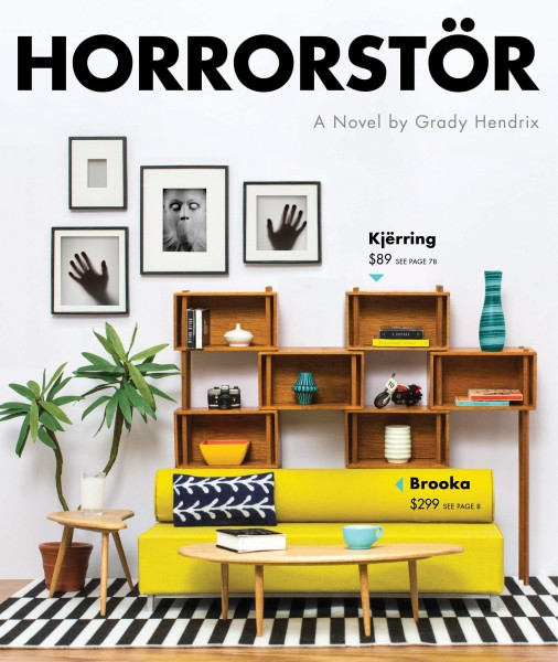 Horrorstor book cover