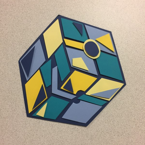 The [Paper] Cube by Stephanie Schouman