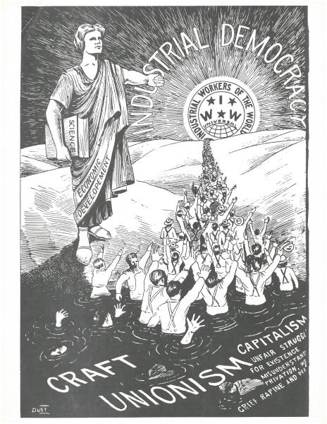 IWW flyer