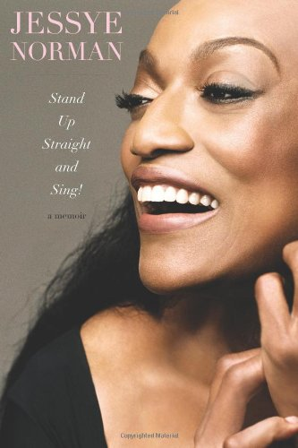 Cover of Stand Up Straight and Sing! by Jessye Norman