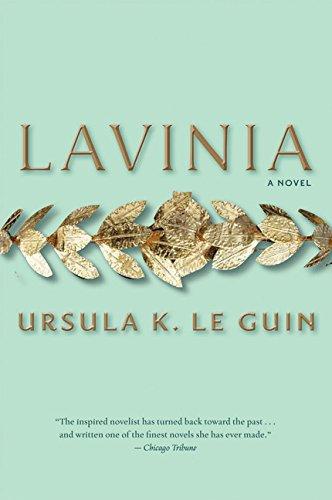 Cover of Lavinia by Ursula K. Le Guin