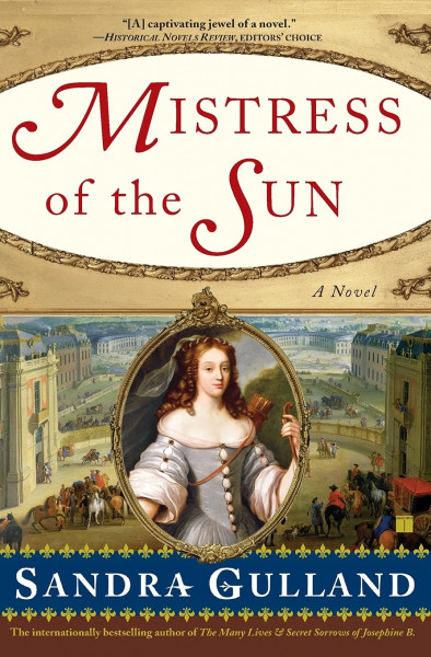 Cover of Mistress of the Sun by Sandra Gulland