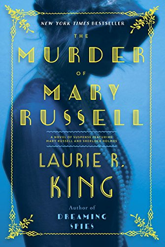 Cover of The Murder of Mary Russell by Laurie R. King