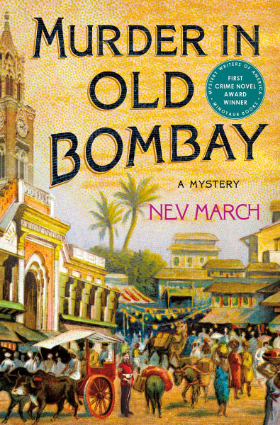 Cover of Murder in Old Bombay by Nev March