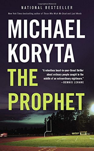 Cover of The Prophet by Michael Koryta