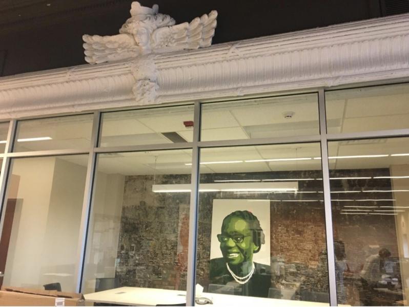 Exterior shot of the Ruth Ellis Center in Detroit