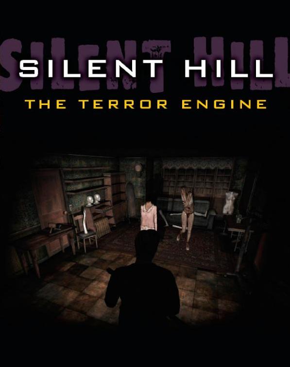 Silent Hill cover art