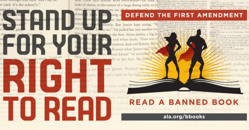ALA Banned Books Week image