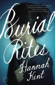 cover of Burial Rites by Hannah Kent