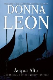 Cover of Acqua Alta by Donna Leon