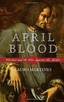 Cover of April Blood by Lauro Martines