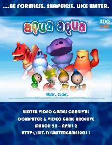 Aqua Aqua poster