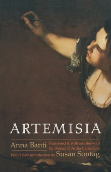 Cover of Artemisia by Anna Banti