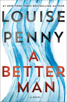 Cover of A Better Man by Louise Penny