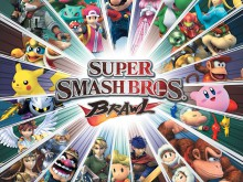 Super Smash Bros. Brawl ad