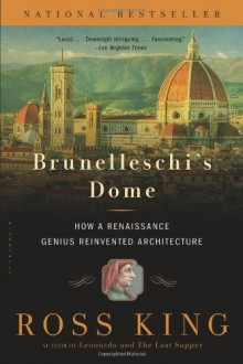 Cover of Brunelleschi's Dome by Ross King