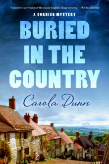 Cover of Buried in the Country by Carola Dunn