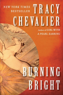 Cover of Burning Bright by Tracy Chevalier