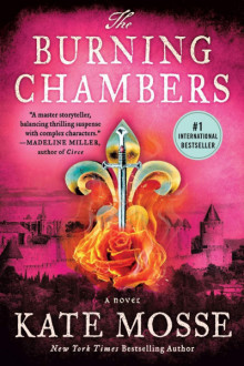 Cover of The Burning Chambers by Kate Mosse