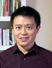 Photograph of Charles Chang