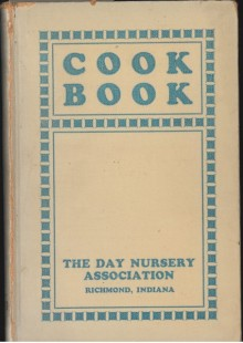 Front cover with title and corporate author in blue letters on cream background
